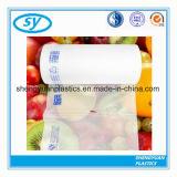 スーパーマーケットのためのロールのLDPE/HDPEの透過プラスチック書類封筒