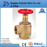 Extremidade manual da união da qualidade superior válvula de esfera de bronze de 2 polegadas com baixo preço do bocal