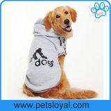 Малый фабрики оптовый и большой любимчик Adidog одевает куртку собаки