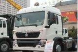 Sinotruk HOWO T5g 350HP 4X2 Zz4183n361gd1 트랙터 트럭