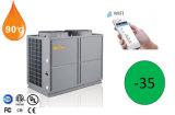 高温90度の空気水ヒートポンプ(WiFi制御を接続しなさい)