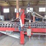3 Falte, 5 ausüben die Wellpappe, die Maschine herstellt
