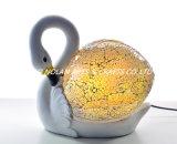 Lámpara de mesa de mosaico para la decoración