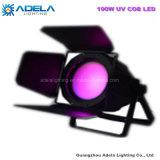 100W UV LED 옥수수 속 동위 빛