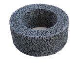 filtre en céramique de mousse du sic 10ppi/20ppi/30ppi/40ppi/60ppi pour la filtration de fer de fonte