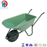 Wheelbarrow verde