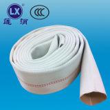 2,5 pulgadas de alta presión Flexible Tela goma Manguera de incendio