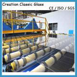 Het ultra Duidelijke Zonne glas-Lage Glas van het Zonnepaneel van het Ijzer