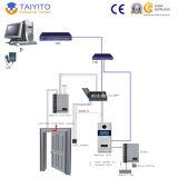 Видеофон провода виллы IP 7 TCP памяти дюйма для здания