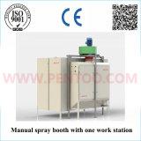 Macchina di rivestimento manuale della polvere di alta efficienza con il sistema di ripristino