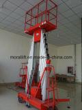 販売のためのマストの空気作業プラットホーム