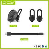 Auriculares pequenos lanç novos de Bluetooth do tamanho 2016 Qcy-J11 para a música de escuta