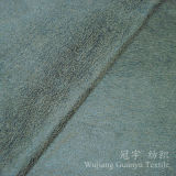 Tissu 100% à la maison de suède de Microfiber de polyester de cuir de textile pour le sofa