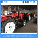 中国の工場40/48/55 HPは回転式耕うん機が付いている小型か庭か農業かコンパクトなトラクター耕作するか、または耕す