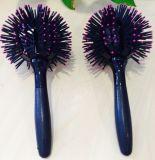 Balai rond professionnel de Detangling de salon de balai de prolonge de cheveu
