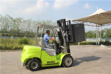 Neues 3000kgs, das Dieselgabel-Heber anhebt