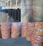 최신 판매 반 광선 타이어 전송자 타이어