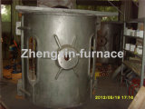 Iron/Steel/Copperのための2ton Melting Furnace