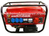 Ручной генератор газолина 6.5HP трехфазный новый швейцарский Kraft Sk 8500W