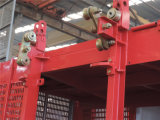 строительный подъемник 2t в управляемом механизме реечной передачи