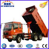 40トンの積載量の堅いFoton 10wheels 6*4のダンプトラック