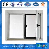 Finestra di alluminio e portelli della rottura termica di alta qualità