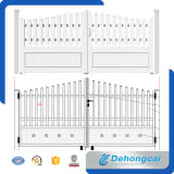 Puerta residencial especial del hierro labrado de la seguridad (dhgate022)