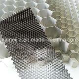 Noyau en nid d'aluminium pour la partition