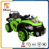Vente en gros de véhicule électrique d'enfants de roues des véhicules quatre de jouet d'enfants de la Chine