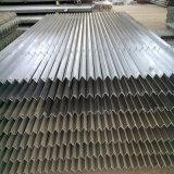 Drilled Holes Ends를 가진 최신 DIP Galvanized Angle Steel