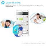 Voll - Ansicht 1.44 Zoll-Bildschirm-intelligente Kind-Verfolger-Uhr mit der 2 Möglichkeits-Kommunikation (Y9)