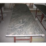Countertop гранита Китая Juparana & верхние части Vanaty