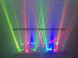 DJ RGB Laser-im Freienweihnachtslaserlicht
