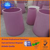 Tubo de cerámica del alúmina de la pureza elevada
