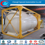 Safety上のISO Standard 20ftまたは40ft LPG Storage Tank Container