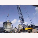 Sany Scc6500A de Kraan die van het Kruippakje van 650 Ton Machines van de Vrachtwagen Opgezette Fabrikant van de Kraan hijsen