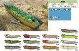 110mm flottant le bruit d'une première le prix bon marché usine --- Crankbait de pêche en plastique dur fait sur commande fait par qualité - Wobbler - attrait de pêche de Popper de cyprins