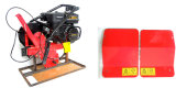6.5HP 196cc 4-Stroke Agriculture Cultivateur Mini Essence Power Rotary Tiller