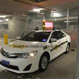 LED 3G 4G WiFiのタクシーの屋根LED Display/LEDスクリーン車の広告するか、またはデジタルタクシーの上の広告の印