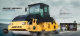 12 Tonnen-volle hydraulische doppelte Trommel-Strecke-Rolle (JM812HC)