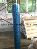 Folha transparente do PVC com o fabricante diferente da espessura