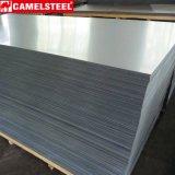 Plaque en acier de zinc pour le matériau de construction