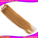 High Quality 100% Human Hair Micro Ring Hair Extension