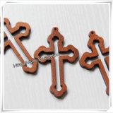 Katholisches Jesus-hölzernes Kruzifix-Kreuz/hölzernes Kreuz/hölzernes Kruzifix (IO-cw009)