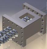 Faß für Parallel Co-Rotating Twin Screw Extruder