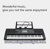 Schlüssel-Tastatur-musikalisches elektrisches Multifunktionsklavier des Plastik61
