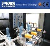 Equipamento de sopro automático automático do frasco de 6 cavidades