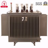 15kv/0.4kv 11kv/0.4kvのOil-Immersed分布の変圧器