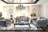Le sofa chaud en bois solide de vente a placé pour le type de la Turquie