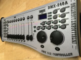 DMX512 het Controlemechanisme van de Console DMX van de Verlichting van het Stadium van het controlemechanisme 240A